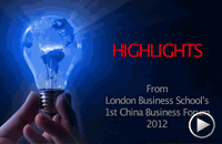 China Business Forum 2013
