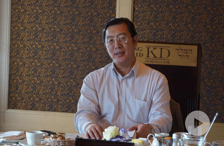 亿阳信通邓伟_亿阳集团董事长邓伟:创新在困难的环境中也能实现 | 英途,与 ...